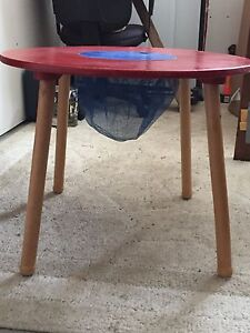 Hand made children's table