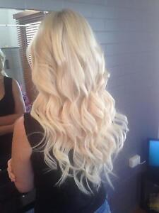 Full head Foils ORGANIC hair coloring $130 Clear Island Waters Gold Coast City Preview