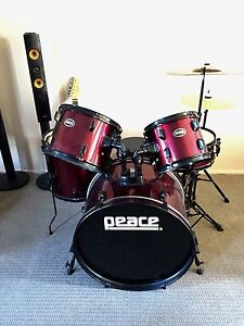 Drum set Capalaba Brisbane South East Preview