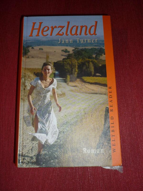 HERZLAND - Roman von Jann Turner - Ehrenwirth Verlag Ausgabe Weltbild (1999)