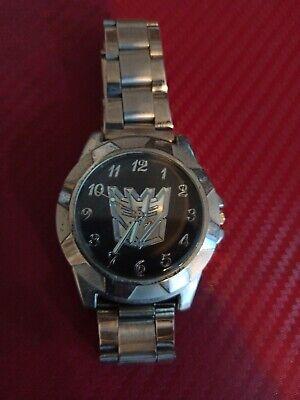 Transformers Deception Watch Orologio Da Polso