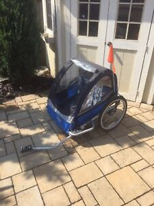 Instep Rocket Double Bicycle Trailer