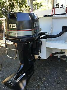 115hp outboard Woodford Moreton Area Preview