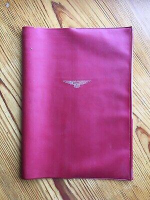 Jaguar E Type 3.8 4.3 MK2 2.4 3.4 3.8 Handbook Cover