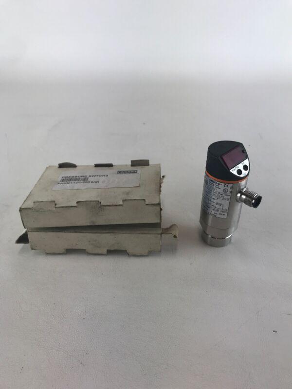 New IFM Efector Pressure Sensor Switch 5021 0-250 Bar