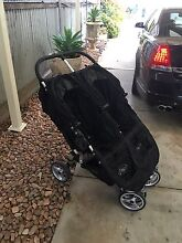 City mini twin stroller / pram Woodville South Charles Sturt Area Preview