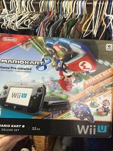 Wii u Mario kart addition