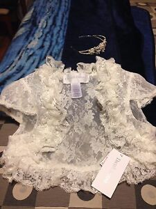 Lace Wedding Bolero