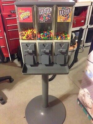 Vendstar 3000 Vending Candy Machine Free Labels