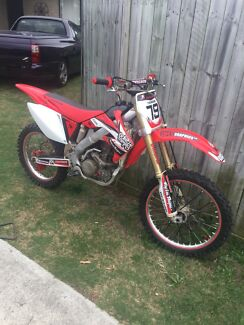 CRF250R  Rothwell Redcliffe Area Preview