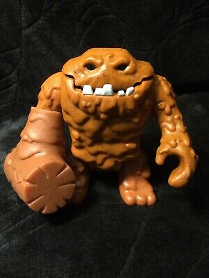 "Fisher-Price Imaginext DC Comics Villain Batman Clayface 5"" Figure Hammer Rare"