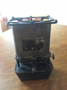 Antique Cast iron camp stove