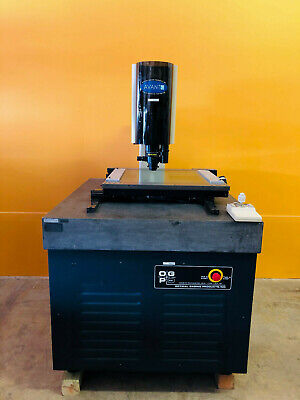 Ogp Avant 400 18 X 18 X 6 Range Cfov Smartscope Video Measuring System