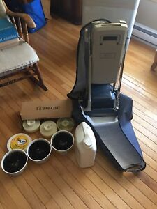 Electrolux carpet cleaner