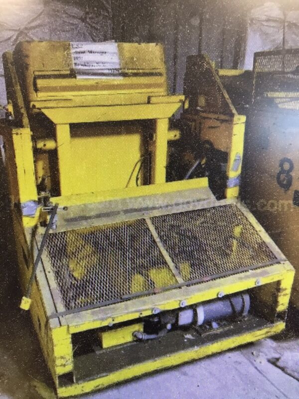 IPI Industries Hamper Dumper package handling  lot of 2