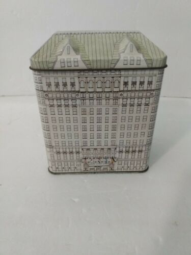 The Plaza Hotel Tin Replica, Vintage Souvenir