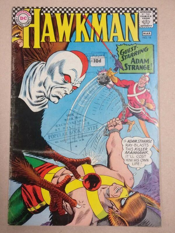 Hawkman 18 (1967)