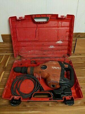 Hilti Te 700-avr Demolition Hammer W Case