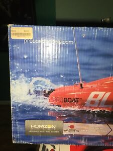 Horizon Hobby's ProBoat Blackjack 29