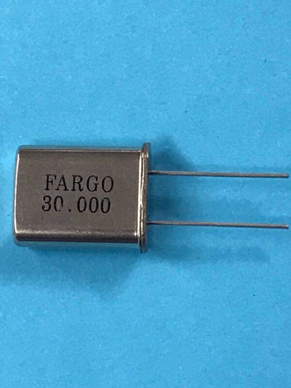 Fargo 30.000 Crystal (lot of 50)