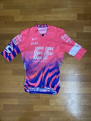 EF education first pro team rapha flyweight jersey maglia trikot maillot rider