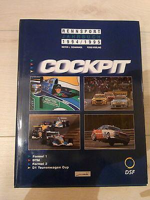"""Motorsport - Rennsport Jahrbücher """"Cockpit"""""""