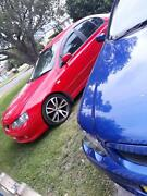 2003 Ford Falcon Sedan Cardiff Lake Macquarie Area Preview