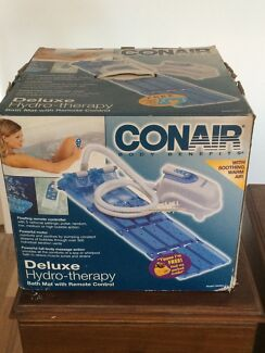Conair deluxe hydrotherapy bath mat - spa in a box!  Kensington Melbourne City Preview