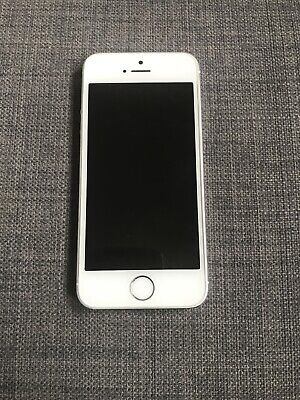 Apple iPhone 5s - 16GB - White/Silver (EE) A1457 (GSM)