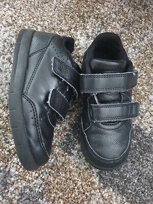 Boys Infant Adidas Trainers Uk Size 9K