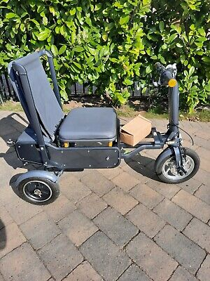 eFoldi 3 in 1 - Folding Mobility Scooter
