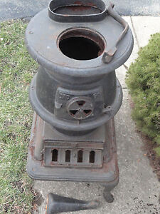 The best atlanta stove works pot bellied antique wood stove 60