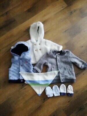 Newborn Boy Clothes Set