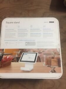 Square stand point of sale iPad Air
