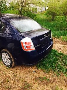 2009 Nissan Sentra for parts only