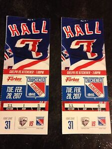 Kitchener Rangers February 28