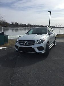 Mercedes Benz GLE Bluetec 2016