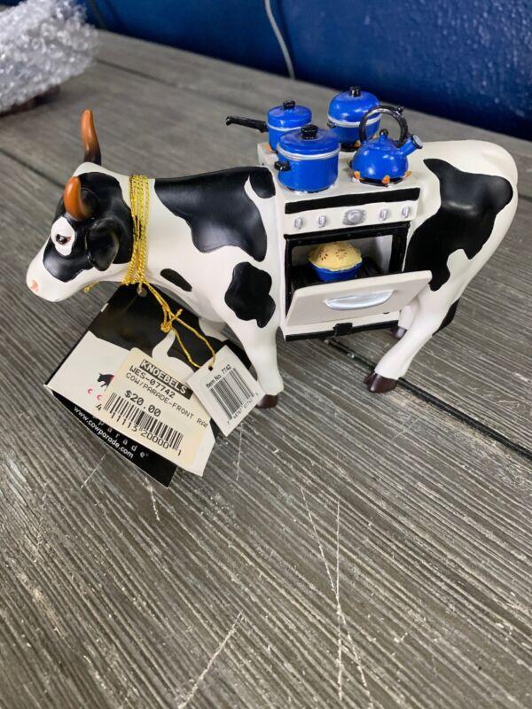 Cow Parade Front Range 7742 Figurine