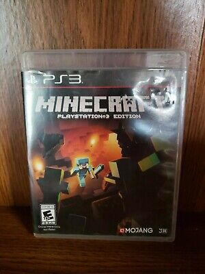 Minecraft PlayStation 3 Edition (Sony PlayStation 3, 2014) PS3 Game