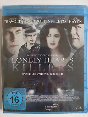 Lonely Hearts Killers - kaltblütiges Mörder- Paar - - Gangster Paar