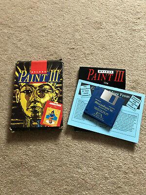 Commodore Amiga Game - Paint III