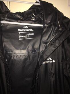 Kathmandu Black Spray Jacket