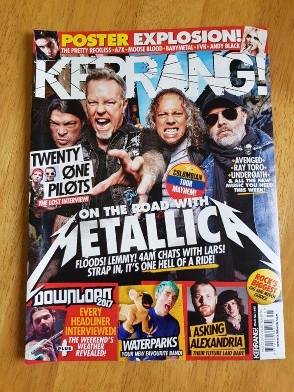 Kerrang%21+Magazine+Issue+%231645+November+12th+2016