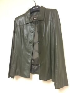 Women's NEW Danier Soft Leather Jacket with removable vest