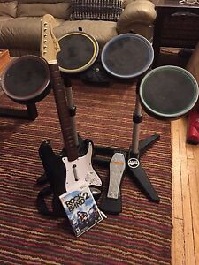 Rock band 2 - Nintendo Wii