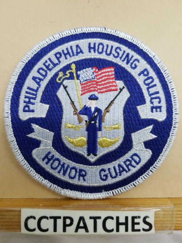 PHILADELPHIA, PENNSYLVANIA HOUSING POLICE HONOR GUARD SHOULDER PATCH PA