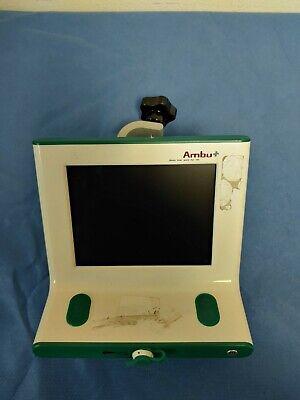 Ambu A Scope 2 Monitor 6.5 Portable Endoscope Tube Viewing