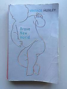 English - Brave New World - Huxley Shortland Newcastle Area Preview
