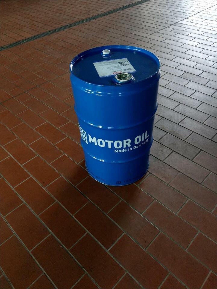 LEERE Ölfässer 60 Liter in Bocholt
