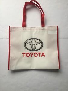 HUGE TOYOTA BAG!!! MUST GO!!!